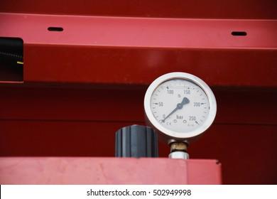 Manometer - pressure sensor