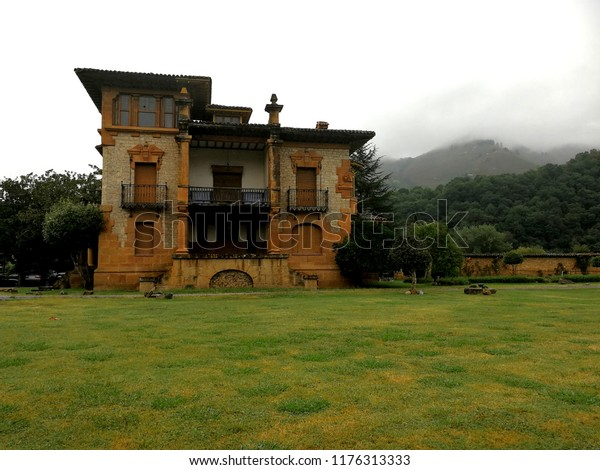manor house of indians in asturias