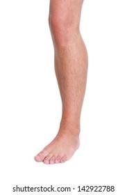 Man's Leg