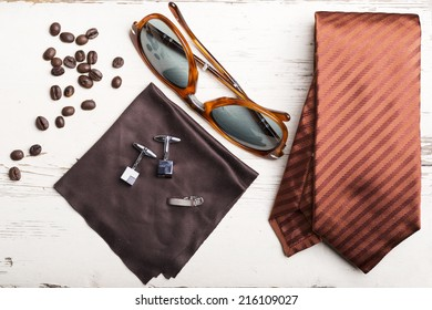 Man's style, dressing, suit, shirt, glasses