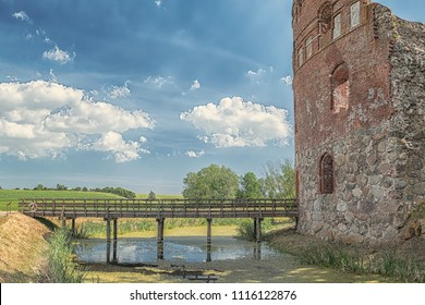 The Manstorp Gables is a ruin in Vellinge Municipality in the Skane region of Sweden.