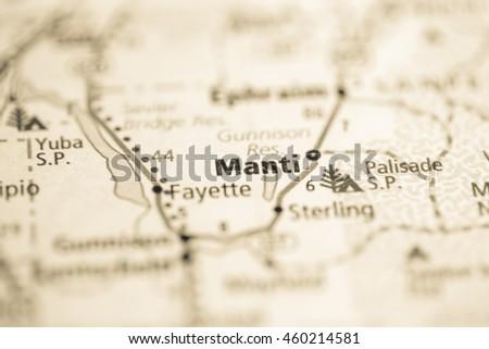Manti Utah Usa Stock Photo Edit Now 460214581 Shutterstock