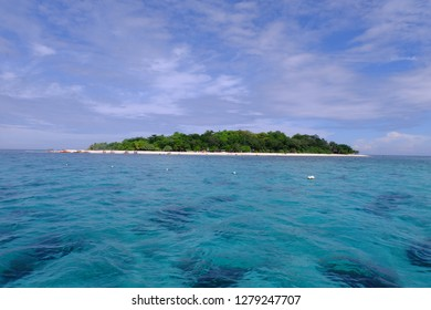 Mantigue Island, Philippines -- A small island in Camiguin