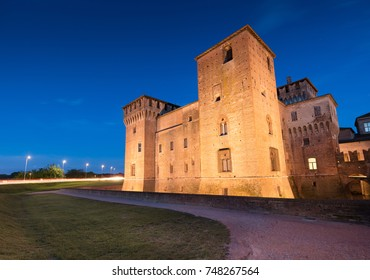 Mantua (Mantova) - June 2017, Italy: View of the Mantua Castle (Castello di Mantova)