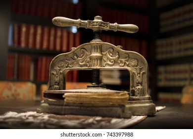 Book Press Images, Stock Photos & Vectors | Shutterstock