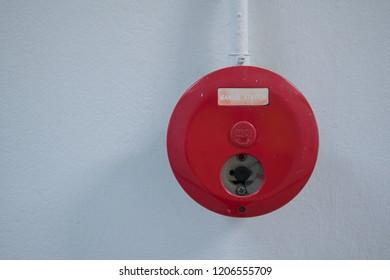 manual pull station