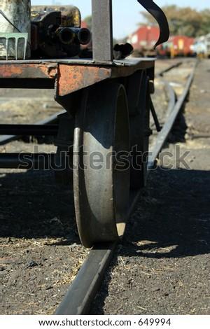 Buckinghamshire railway centre stockbook.