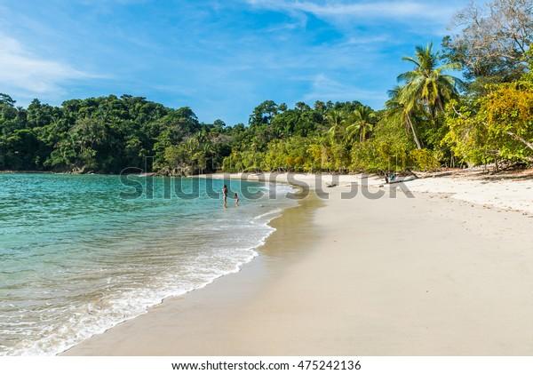 Manuel Antonio, Costa Rica - paradise tropical beach