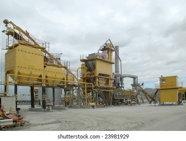 manufacture of cement
