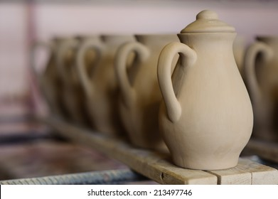 manufacture of ceramic products