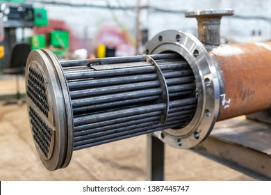 Manufacture of a new heat exchanger with a carbon steel tube bundle