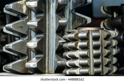 manufacture of precision parts and equipment