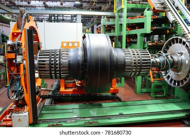 Manufacture of tires