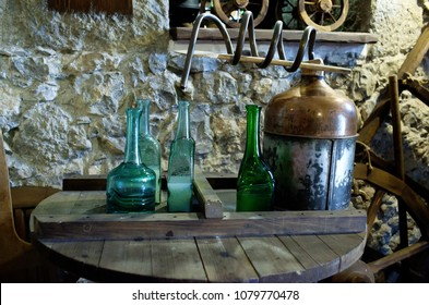 Manufacturer of home moonshine
