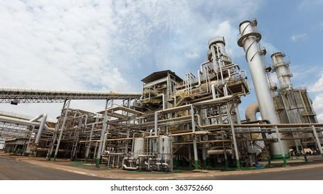 manufactures sugar panoramic