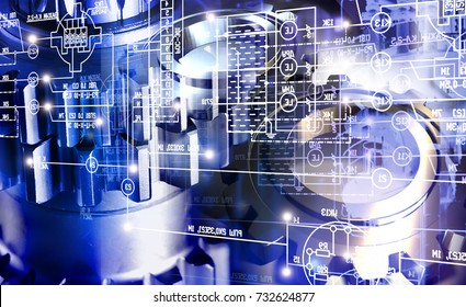 Manufacturing background