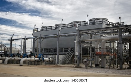 Manufacturing Cooling Tower