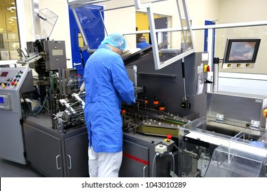 Manufacturing of pharmaceutical products