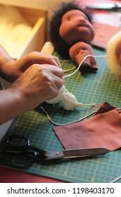 Manufacturing waldorf doll
