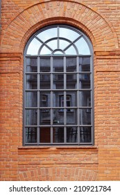 Manufaktura in Lodz - Architecture of the city of Lodz,Poland, - Revitalized buildings - details