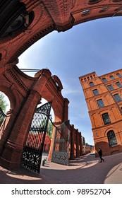 Manufaktura, Lodz, Poland