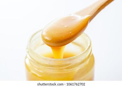 Manuka honey. Superfood.