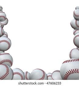 baseball border images stock photos vectors shutterstock rh shutterstock com Border Clip Art Printable Baseball Clip Art