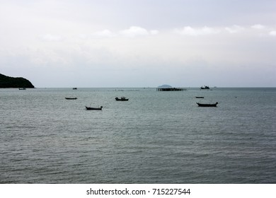 many boat in the sea