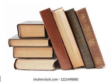 many book pile, books collection in book pile, shop concept, happy teacher's day concept