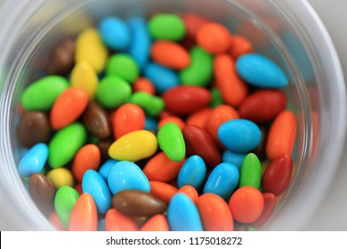 Many candies have a lot of wanoroi flavors to eat