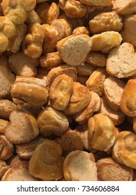 Many Cashew Nut Cookies for Party / Thai Name call Singapore Cookie