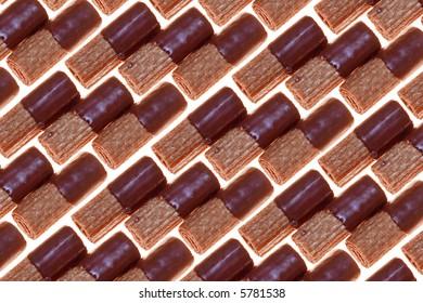 many chocolates