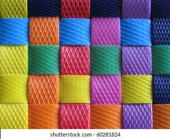 Many color basket