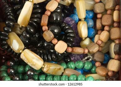 Many colors of treasure