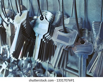 Many key used for copying keys is a spare key.locksmith