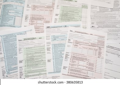 many tax forms