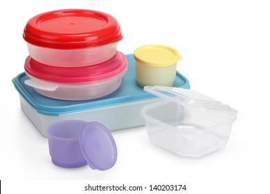 many tupperware