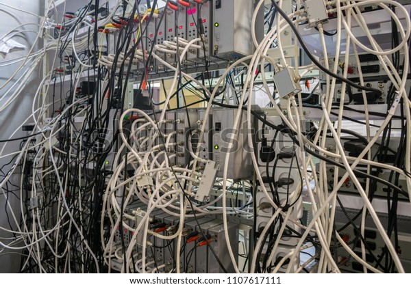 Foto de stock sobre Many Tv Wires Randomly Intermingle Among ... Cable Tv Wiring on cable tv construction, cable tv jumper wire, ribbon cable, cable tv service, cable tv repair, category 5 cable, cable tv installation, cable tv equipment, cable tv grounding, cable tv splitter, communications satellite, networking cables, rf connector, bnc connector, cable tv conduit, cable tv software, shielded cable, radio frequency, cable tv hardware, component video, cable tv mounts, cable tv switch, cable tv transmitter, cable tv framing, optical fiber cable, cable tv outlets, category 6 cable, cable tv connectors, cable tv antenna, cable tv plugs, f connector, ethernet crossover cable, cable tv computer,