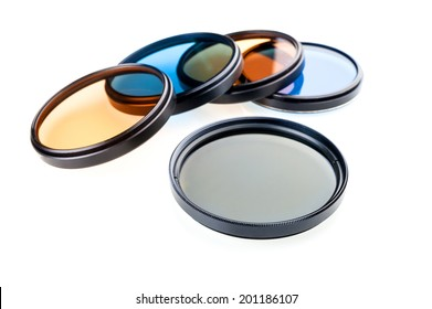 many type of filters for lens