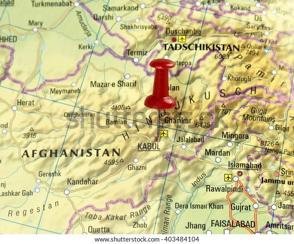 Map Afghanistan Pin Set On Kabul Stock Photo (Edit Now) 403484104 on karachi map, ghazni province, mazar-e sharif, bagram air base map, wardak province, sarajevo map, kandahar map, kapisa province, muscat map, laghman province, afghanistan map, badakhshan province, kunar province, paktia province, paktika province, peshawar map, tehran map, nangarhar province, khyber pass map, kathmandu map, kabul university, panjshir province, medina map, kandahar province, herat province, balkh province, kunduz province, beirut map, mauryan empire map, helmand province, khartoum map, dhaka map, ghazni map, istanbul map, casablanca map, bogota map, kigali map,