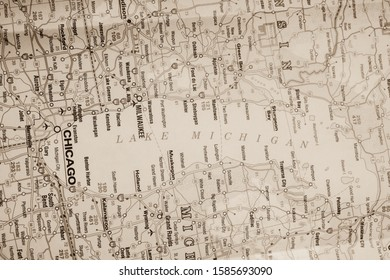 Map background texture travel and journey