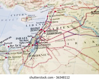 Jordan Map Images Stock Photos Vectors Shutterstock