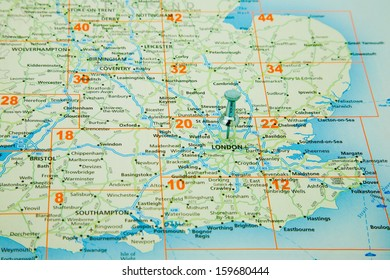 Map Of South England.Map South England Stock Photos Images Photography Shutterstock