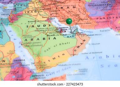 Abu Dhabi Map Images, Stock Photos & Vectors | Shutterstock