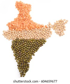 Food Map Of India Stock Photos Images Photography Shutterstock