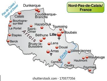 Nordpasdecalais Province Images Stock Photos Vectors