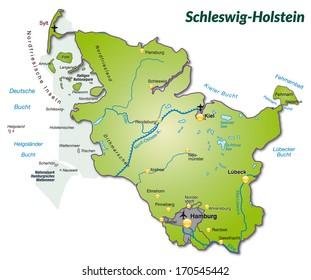 Schleswigholstein Border Images Stock Photos Vectors Shutterstock