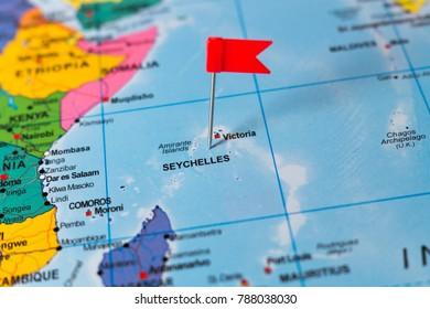1000 Seychelles Map Pin Stock Images Photos Vectors