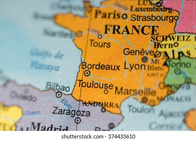 Bordeaux Map Images Stock Photos Vectors Shutterstock
