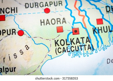 Calcutta Map Stock Photos, Images & Photography | Shutterstock